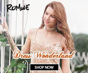 Romwe Casual Dresses