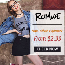 Romwe Fashion Vests&Outerwear