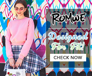Romwe Fashion Sweatshirts