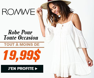 Romwe Casual-Dress